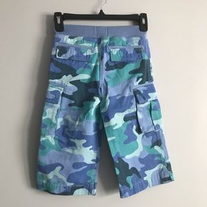 Mini Boden Bottoms - New Boys Mini Boden Cargo Shorts